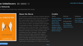 The Unbelievers is now available on iTunes!