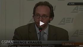 Lawrence Krauss on CSPAN: Intelligent Design Theory