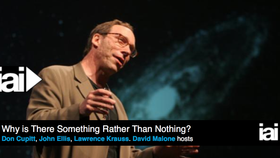 IAI TV Debate: Why is there something rather than nothing?