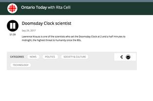 Ontario Today with Rita Celli