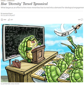 How 'Diversity' Turned Tyrannical