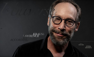 The Universe According to Lawrence Krauss: Elevated Luxury Life Magazine
