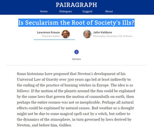 Is Secularism the Root of Society's Ills?