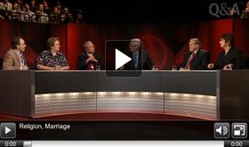 Q&A: Religion, Marriage & Euthanasia