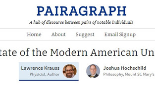 Part 2 - The State of the Modern American University on Pairagraph