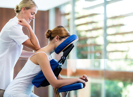 Massage Therapy Is A Key Part To Workplace Health and Wellness