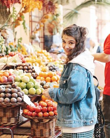Vim a Madeira comprar bananas 😁💕🍌 try