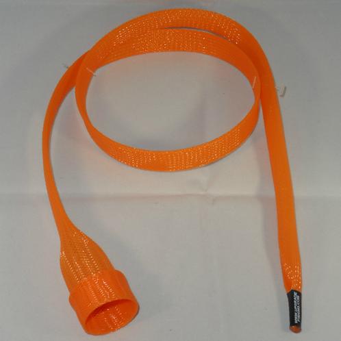 Orange Casting Rod Cover