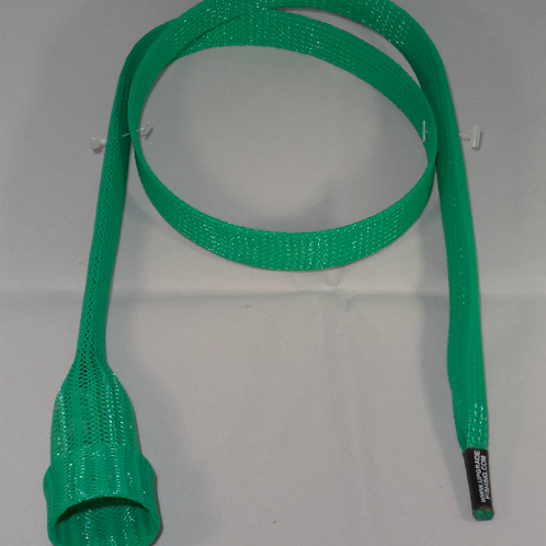 Green Casting Rod Cover