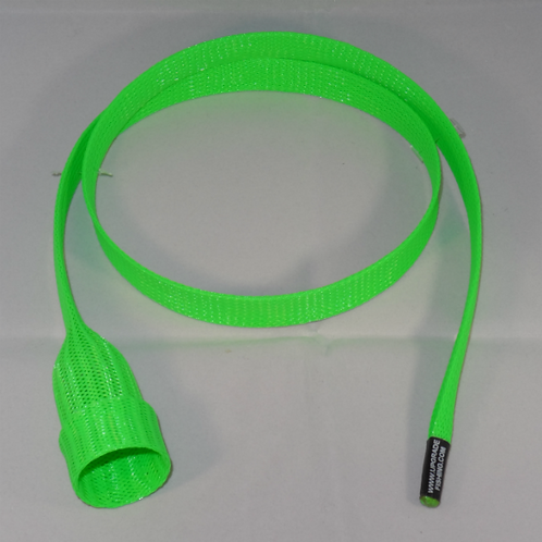 Neon-Green Casting Rod Cover