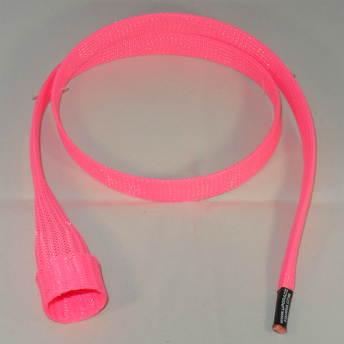 Pink Casting Rod Cover