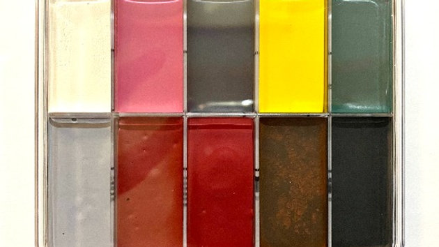 GREASE PAINT PALETTE