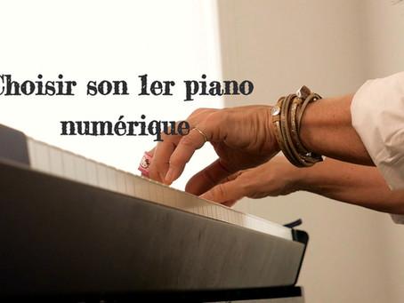 Les meilleurs claviers/pianos numériques!