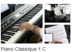 Série: cours classique 1 C