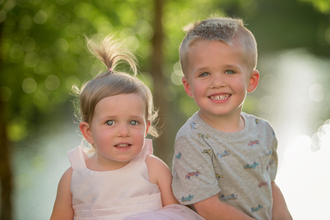 Children Portraits in Fort Mill, Tega Ca