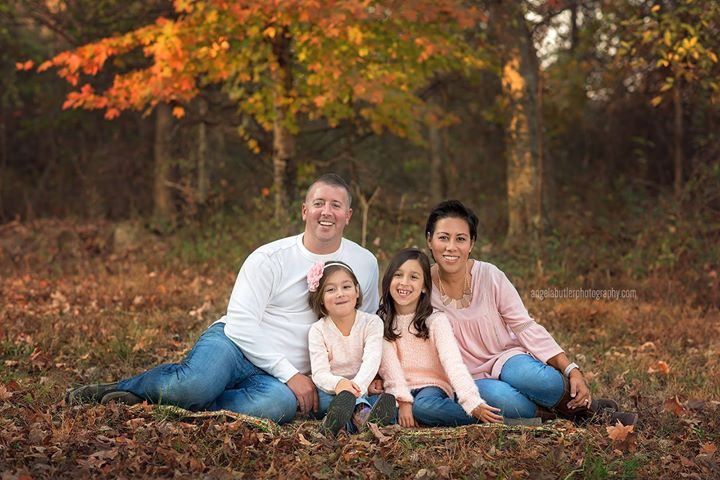 Our own family photo session