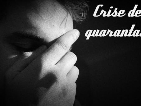 La crise de la quarantaine : le temps des questionnements et de la recherche d'un nouveau souffle