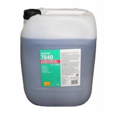 לוקטייט 7840 - נוזל מסיר שומנים מיוחד, לרצפת מוסך, 20 ליטר