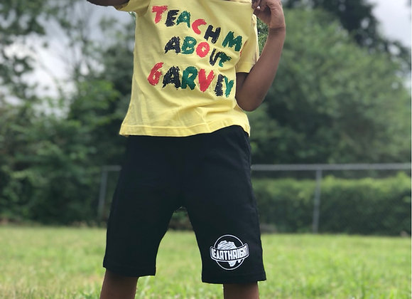 Teach Me About Garvey Shirt (Youth Boys)