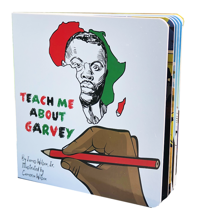 Teach Me About Garvey
