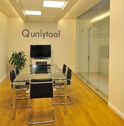 Sala Reuniões Qualytool
