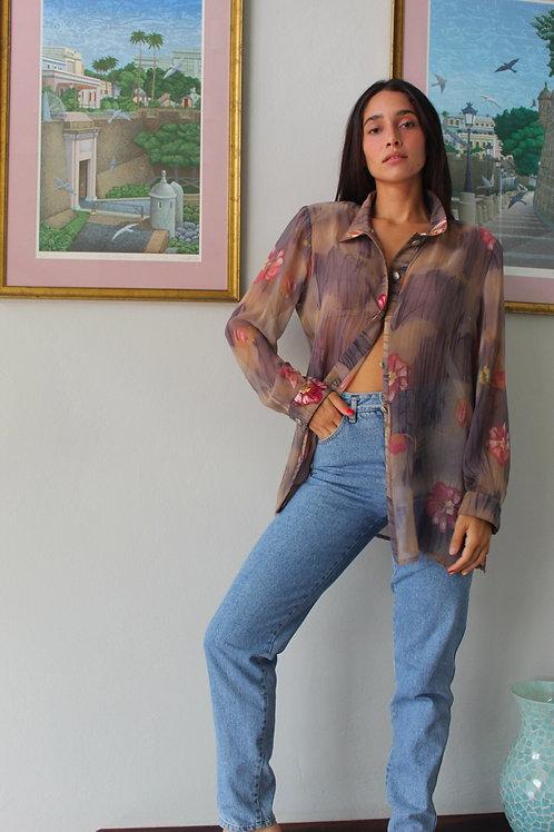 vintage zaga collection shirt