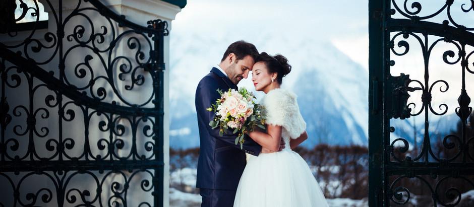 Hochzeit in der Nebensaison - Hüttenzauber, Frühlingsfeste & goldene Herbsthochzeiten!