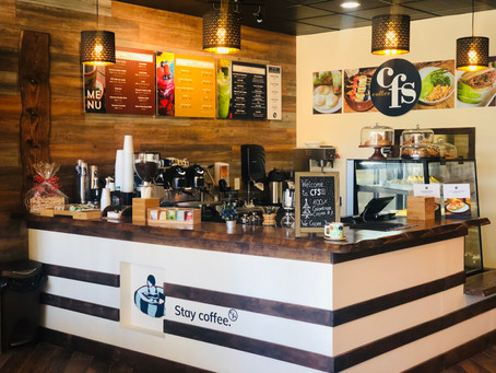 CFS Coffee Opens its Doors in Kirkman