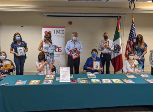 Proyecto de libros para leer de Casa de Mexico