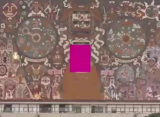 Murales de la UNAM