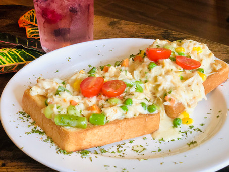 Take a bite at the new menu items at CFS Coffee!