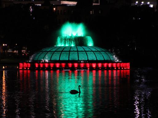 Recordando la noche en que Orlando se iluminó con los colores de México