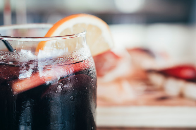 Sangria, a refreshing drink with a lot of history