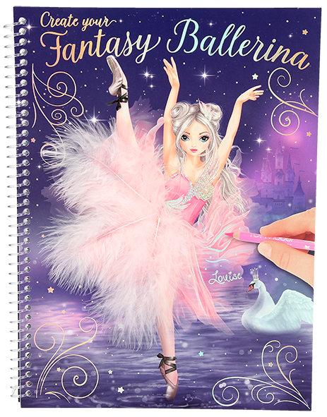Fantasy Ballerina #1