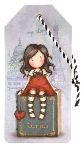Luggage Tag Notebook