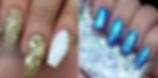 Coarse & Hexagon Glitter