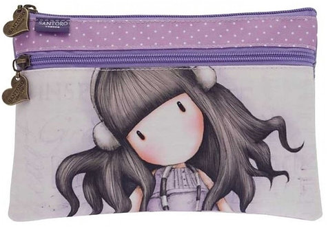 Pencil Case (Flat Zip)