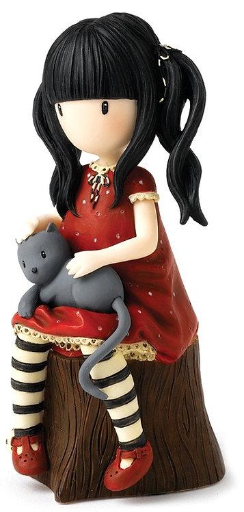 Ruby Figurine