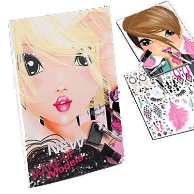 Top Model Make-Up Pad #1