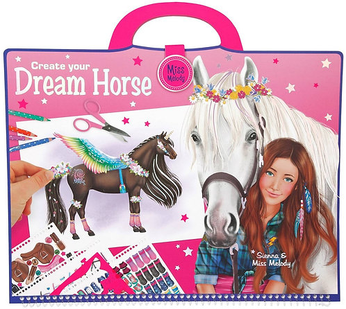 Miss Melody Dream Horse #1