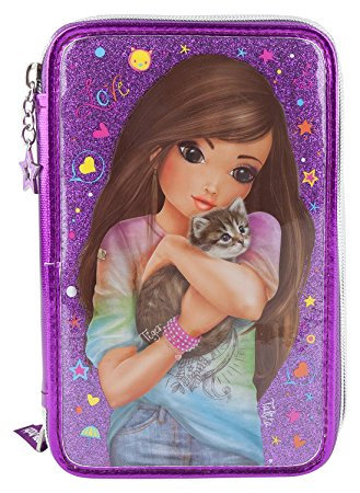 Top Model Pencil Case Triple