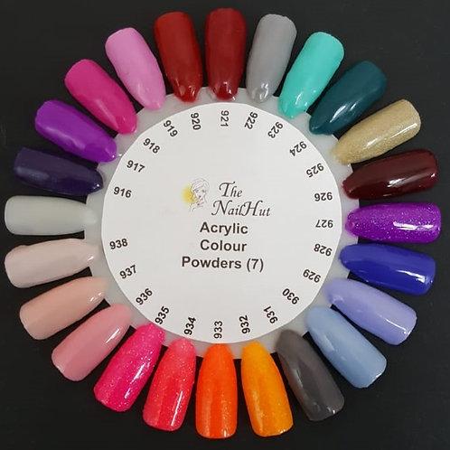 Colour Acrylics #7