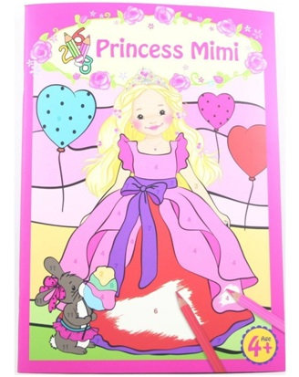 Mimi Paint By Numbers #1
