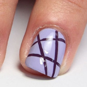 Striping Tape Purple