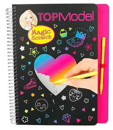 Top Model Magic Scratch #1