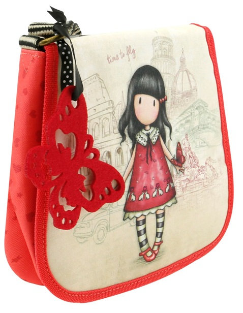 Shoulder Bag with Flap (Small)