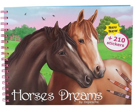 Horses Dreams #1