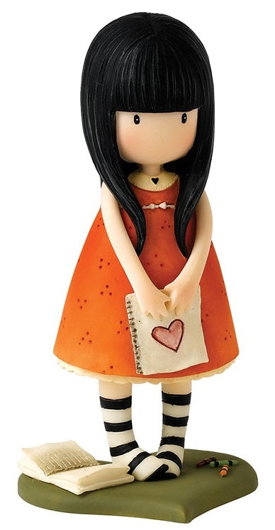 I Gave You My Heart Figurine