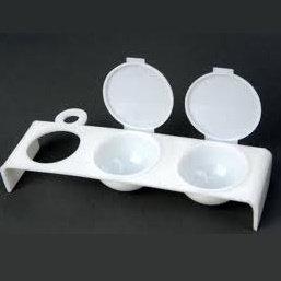 Triple Dappen Dish