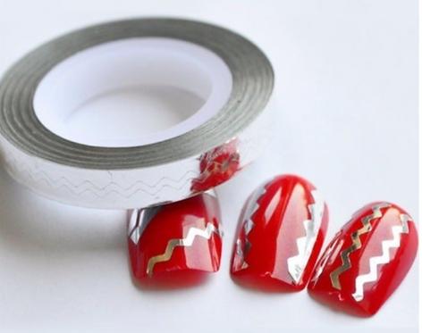 Striping Tape Zig Zag